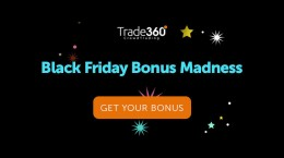 Trade360 Bonus Black Friday