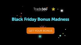 Trade360 Bonus Black Friday